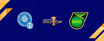 Copa Oro 2019 El Salvador-Jamaica: Dónde y cómo verlo