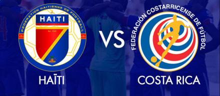 Copa Oro 2019 Haití-Costa Rica: Dónde y cómo verlo
