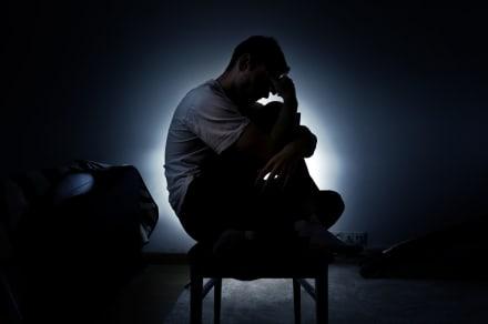 Depresión por duelo: Síntomas que te avisan de que no es sólo tristeza