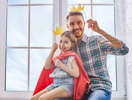 Niña de papá: 5 ideas para disfrutar el Día Padre-Hija