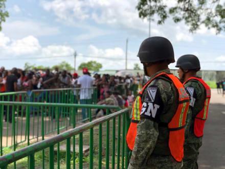 Trump destaca envío de la Guardia Nacional de México a la frontera