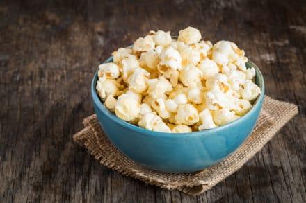 Súper PopCorn: Las palomitas de maíz superan a las frutas y verduras