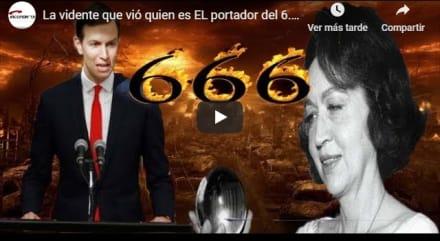 El demonio está aquí: Descubre quién es el portador del 666