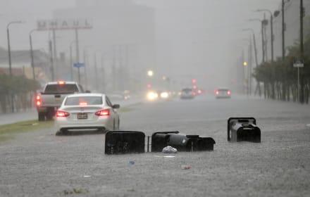 Autoridades predicen posible primer huracán de temporada en Luisiana