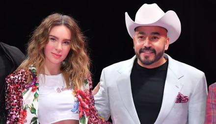 Lupillo Rivera se cansó de que criticaran a Belinda y sale a defenderla, pero fans lo atacan por culpa de Mayeli (1 VIDEO y 3 FOTOS)