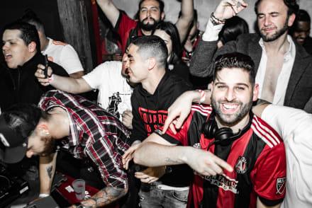 Eumir Gutiérrez disfruta al máximo su trabajo como DJ del Atlanta United