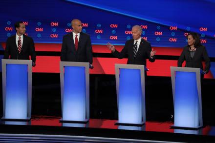 Todos contra Joe Biden y a favor de reformar el sistema migratorio