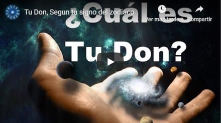 Tienes un don que no conoces, descúbrelo según tu signo del Zodiaco (VIDEO)