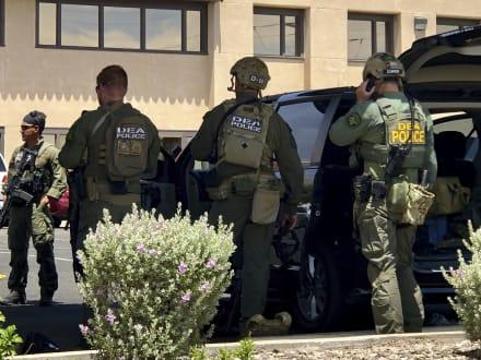 """Trump confirma que hay """"muchos muertos"""" por el """"terrible"""" tiroteo en El Paso (VIDEO Y FOTOS)"""