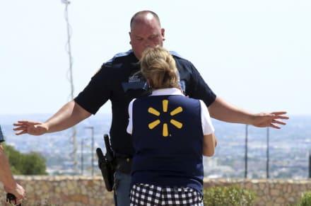 Atacante de El Paso deja espeluznante mensaje dirigido a hispanos (FOTOS)