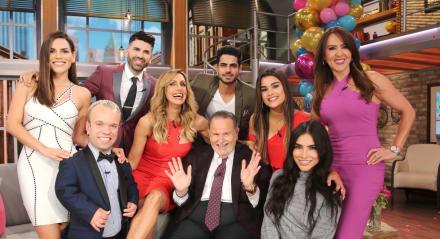 Elenco de 'El Gordo y la Flaca' es 'humillado' por lo que hicieron en las Vegas (FOTO)
