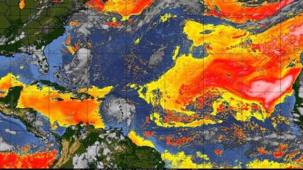 Qué tiene que ver la arena del Sahara con el huracán Dorian y cómo afecta a EE.UU.