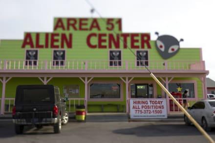 Área 51: Otro condado de Nevada se prepara para búsqueda de extraterrestres