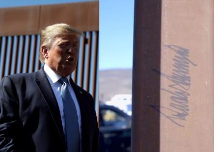 Muro fronterizo de Trump puede causar inundaciones en área de río Grande