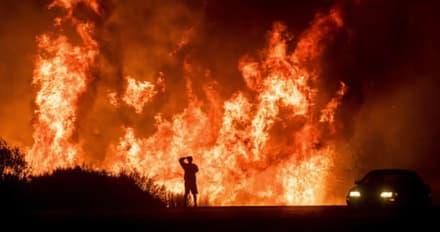Explota refinería en Filadelfia y desata voraz incendio
