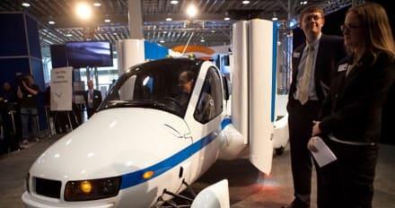 El primer auto volador del mundo saldrá a la venta en EE.UU.