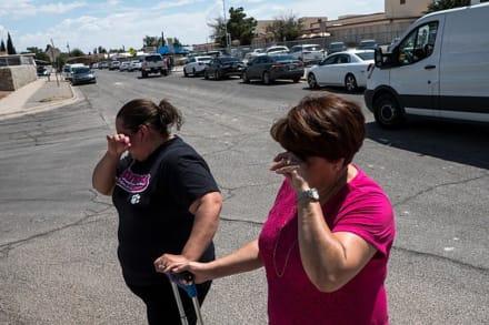Hispanos testigos del tiroteo en El Paso cuentan minutos de angustia