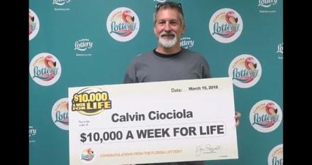 Con billete de 20, gana el raspadito de 10,000 dólares a la semana