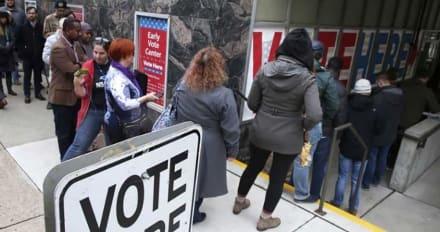 Cientos de miles de votantes serán eliminados de padrón electoral en Georgia