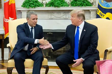 """Trump asegura tener """"un plan B, C y D"""" para Venezuela si Maduro no se va"""