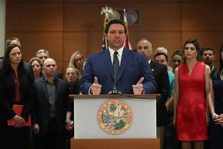 ¡Oficial! Gobernador de Florida firma ley que prohíbe ciudades santuario