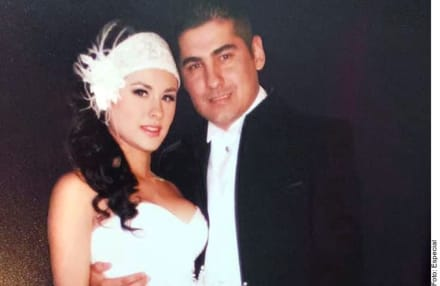 Asesinan a esposo de conductora mexicana Fabiola Martínez (FOTOS)