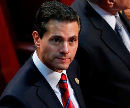 Crecen los rumores al aparecer video de desencuentro entre Peña Nieto y Angélica Rivera (VIDEO)