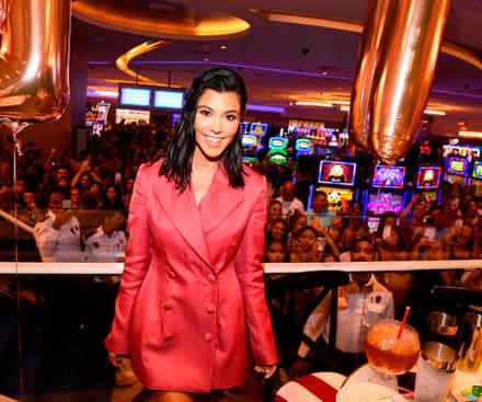 Sofia Richie y Kourtney Kardashian sorprenden al aparecer juntas en California (FOTOS)