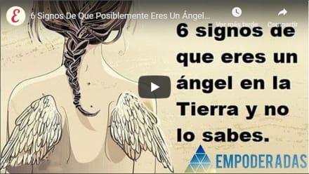 6 signos de que eres un ángel real y no lo sabías
