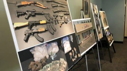 Desmantelan red narcotraficante México-Oregon de $15 millones