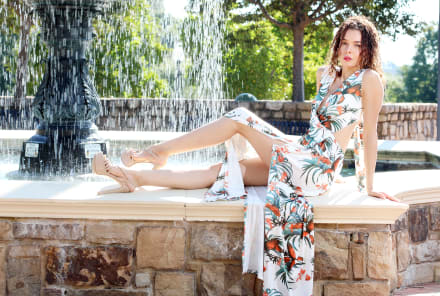 María Escudero se prepara para Miss Teen Universe International 2020 en Panamá