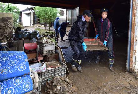 Japón: sube cifra de muertos por el peor tifón en 60 años (FOTOS)