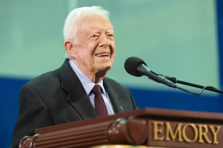 ÚLTIMA HORA: Hospitalizan de emergencia a expresidente de EEUU Jimmy Carter