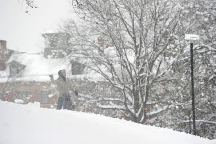 Tormentas árticas y tornados podrían afectar a más de 20 millones de personas en EE.UU.