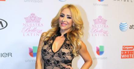 Cristy Solis, esposa del Buki aparece más joven que nunca en sexy corset resaltando sus pechos (FOTO)