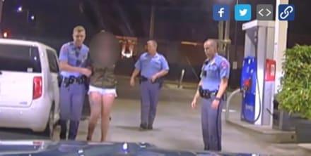 Crónica: Policía de Raleigh comete agresión sexual, ¿sí o no? (Mira el VIDEO)