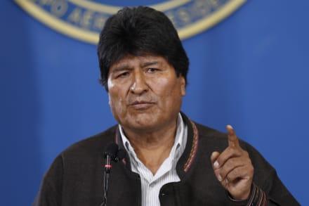 Renuncia Evo Morales; confirma que deja el poder para buscar la paz de Bolivia