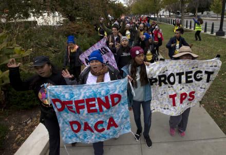Corte de EE.UU. revisará el programa para migrantes DACA