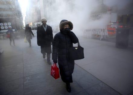 Ola ártica toma nuevo rumbo en EE.UU. tras dejar cuatro muertos en el Medio Oeste