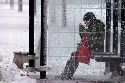 Ola ártica rompe 300 mínimos históricos de bajas temperaturas y pone a 232 millones en alerta