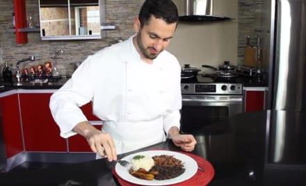 Chef Fabio Benedetti: el Pabellón Criollo es el plato más hermoso de la gastronomía venezolana