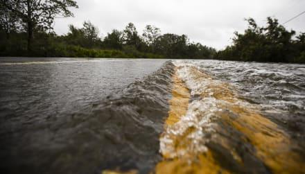 Florida: El nivel del mar aumentará rápidamente, peligro de más inundaciones