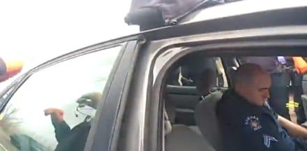 Policía de Aurora queda ebrio en pleno servicio en Illinois