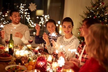 Navidad saludable con los mejores 10 consejos