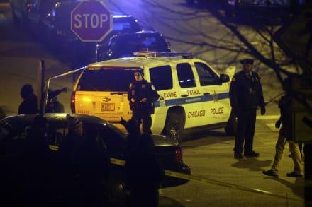 Tiroteo en una fiesta deja 13 heridos en Chicago