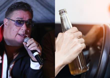 Detienen a exMenudo Ray Reyes por conducir en estado de embriaguez