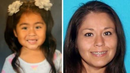 California: Mujer es acusada de secuestrar a su propia hija pero Alerta Amber la expone y la atrapan