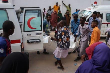 76 muertos al estallar bomba en capital de Somalia