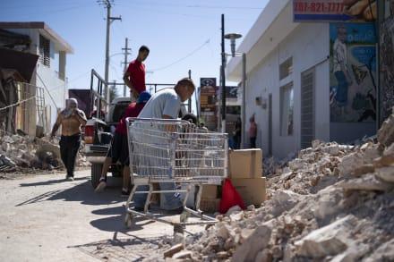 Registran nuevo sismo en Puerto Rico: el número 37 en las últimas 73 horas