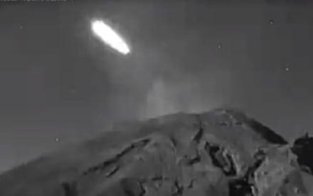 El gran asteroide que vigilaba la NASA ¡pasó por el Popocateptl! (VIDEO)